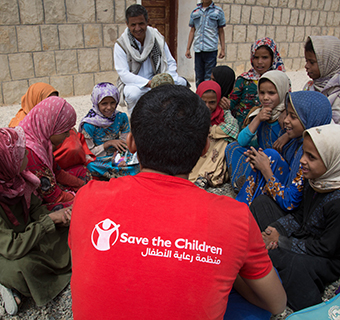 © Mohammed Awadh / Save the Children